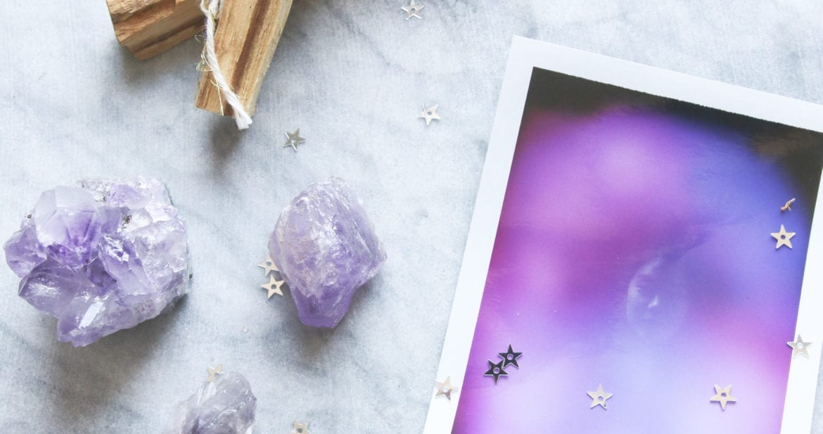 Getting My Aura Photographed & What You Should Know | Veggiekins