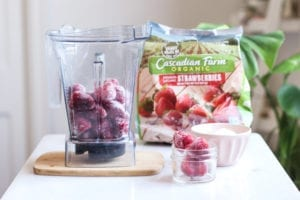 Cascadian Farm Frozen Strawberries