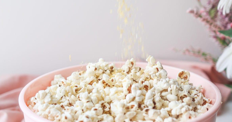 My Oil Free Popcorn Recipe Vegan Gf Veggiekins