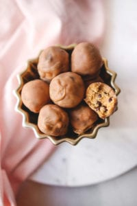 Pumpkin Cookie Dough