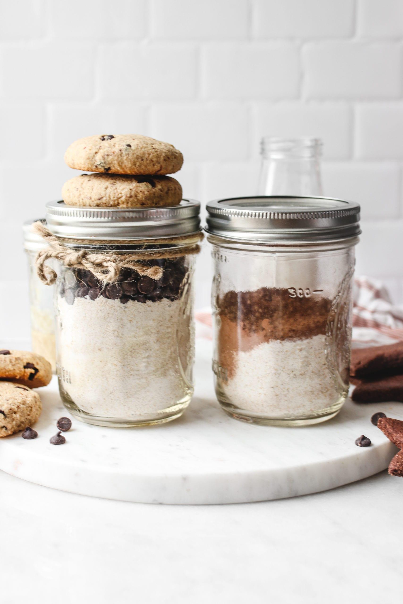Vegan Diy Cookie Jars Holiday Gift