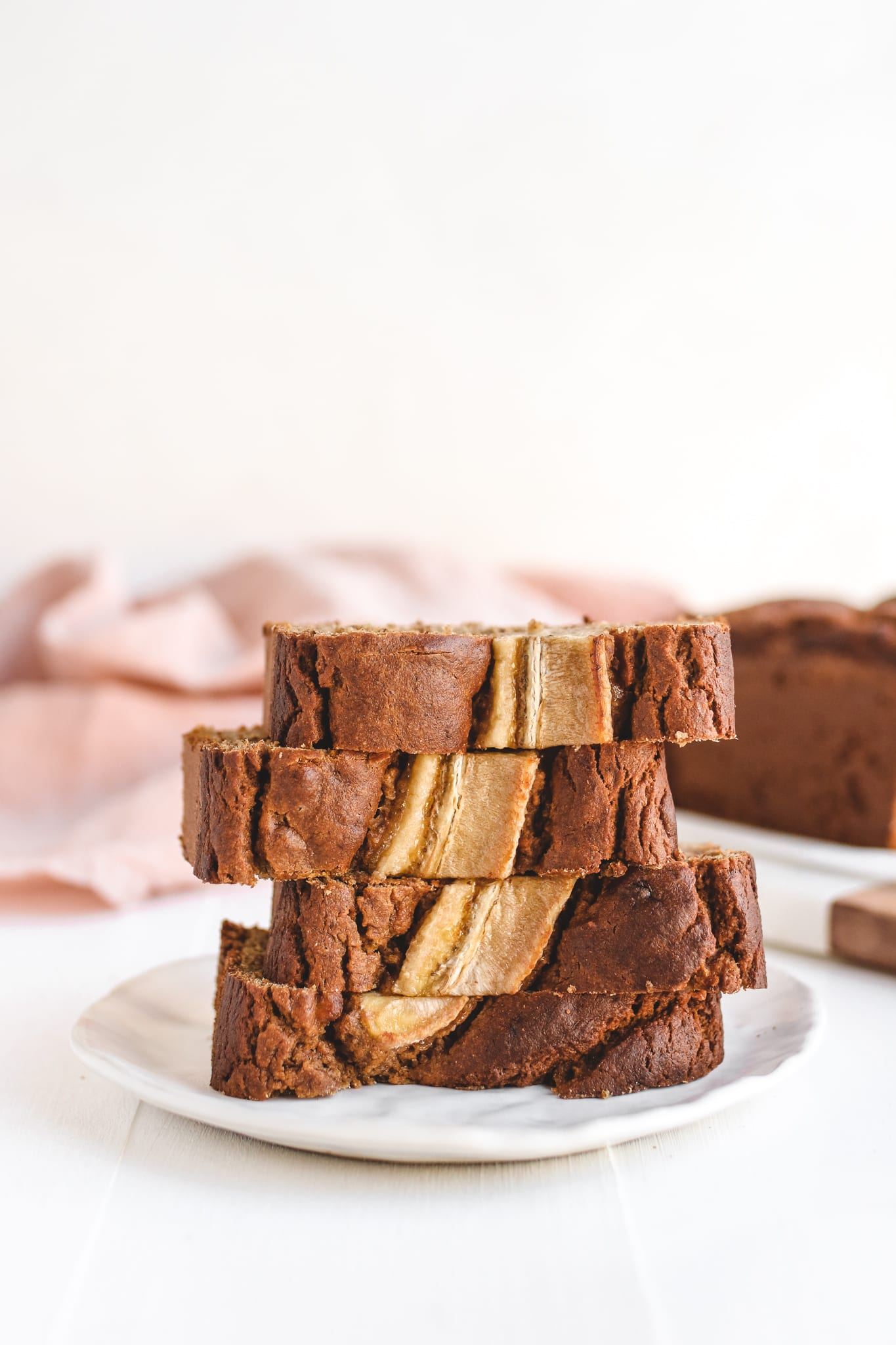 best healthy banana bread veggiekins
