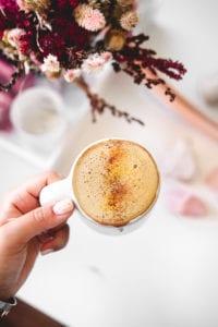 Golden Cacao Latte Veggiekins