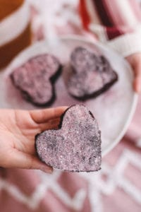 heartbeet brownies veggiekins