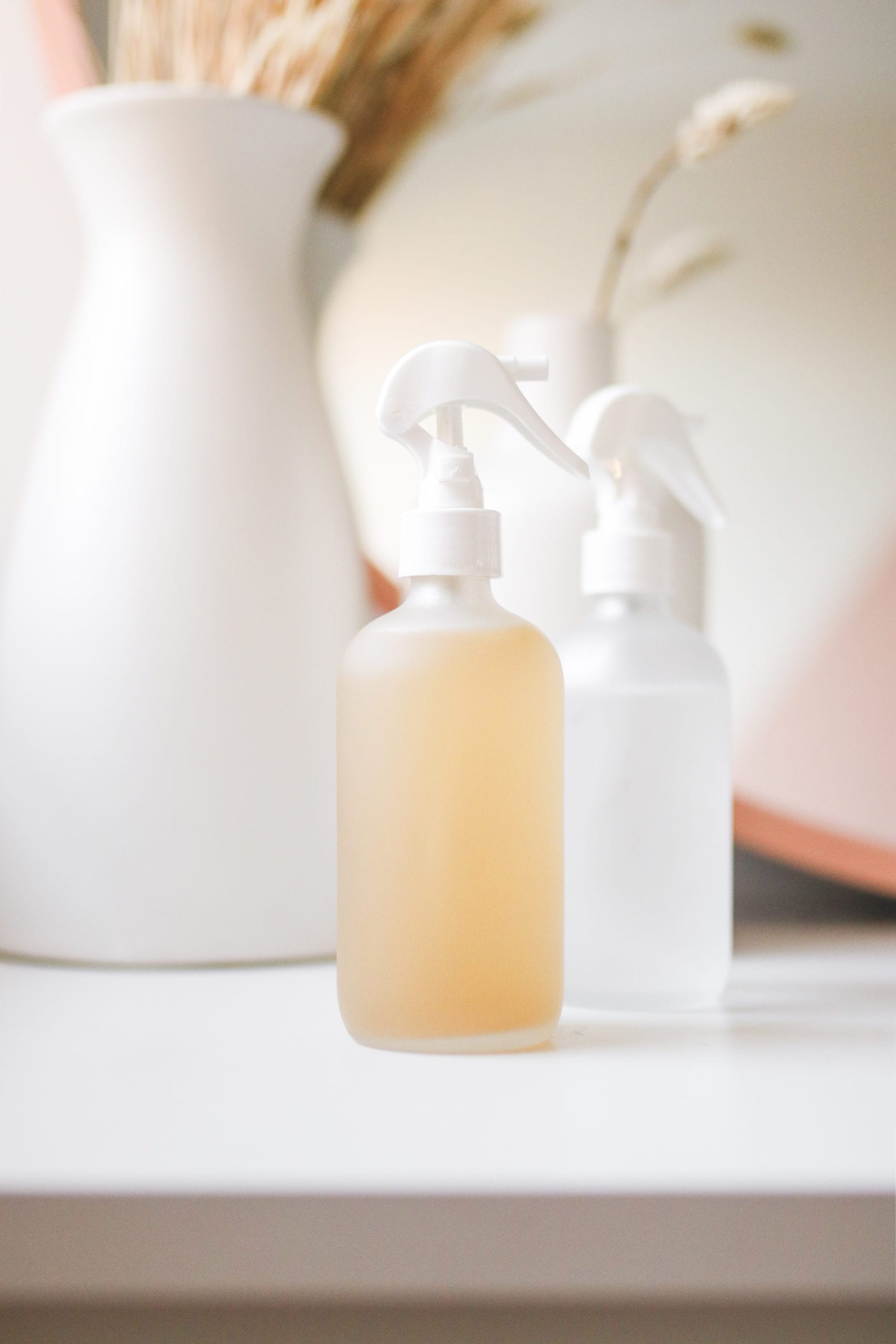 Homemade Non-Toxic Cleaning Spray Veggiekins