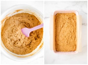 pumpkin gingerbread loaf veggiekins