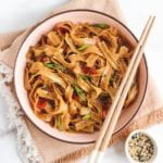 veggiekins sweet and spicy noodles