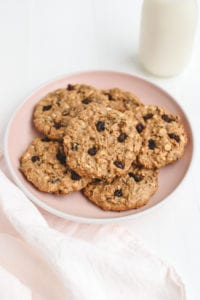 veggiekins oatmeal raisin cookies