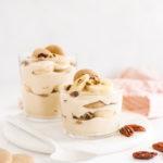 High Protein Banana Bread Pudding Veggiekins