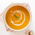 Pumpkin Lentil Soup Veggiekins