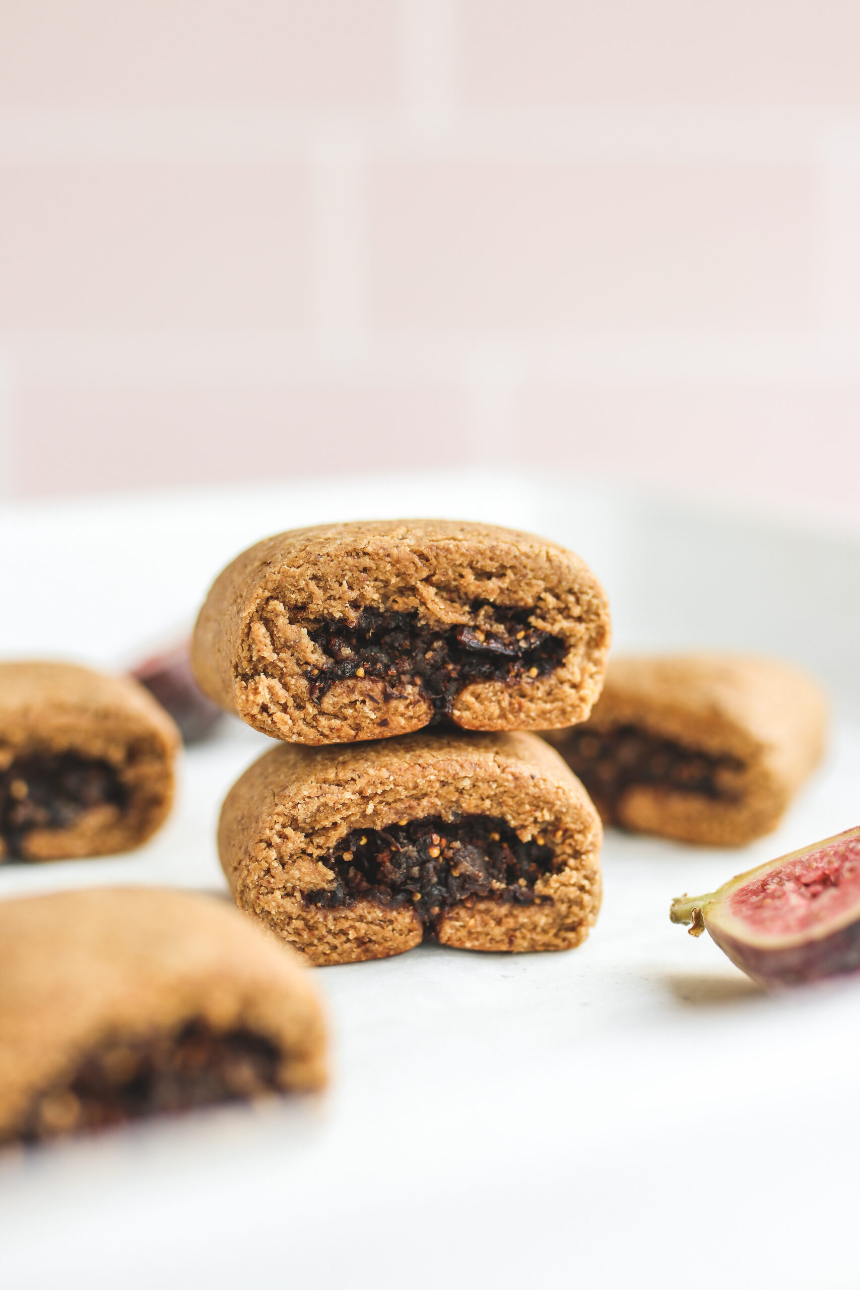 Vegan Fig Bars Veggiekins