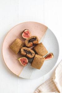Vegan Fig Bars Veggiekins