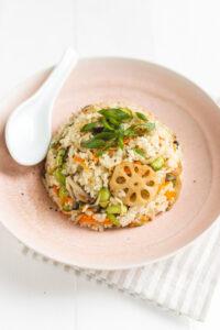 Mushroom Kamameshi Veggiekins Blog