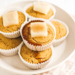 Vegan Cornbread Muffins Veggiekins Blog