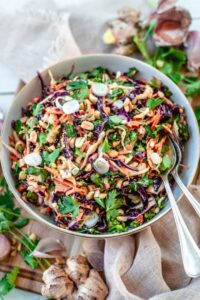 Two Spoons Asian Slaw