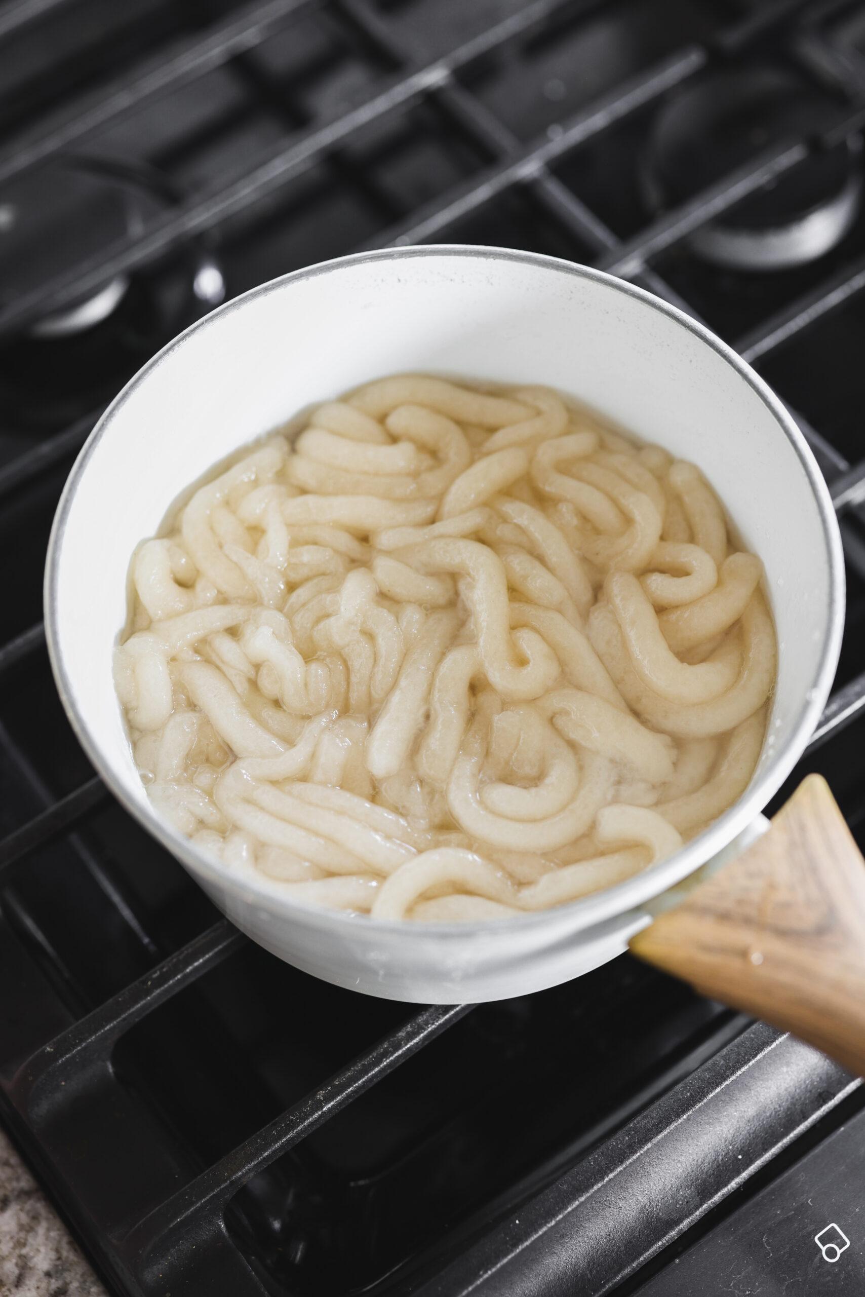 Gluten Free Udon Veggiekins Blog