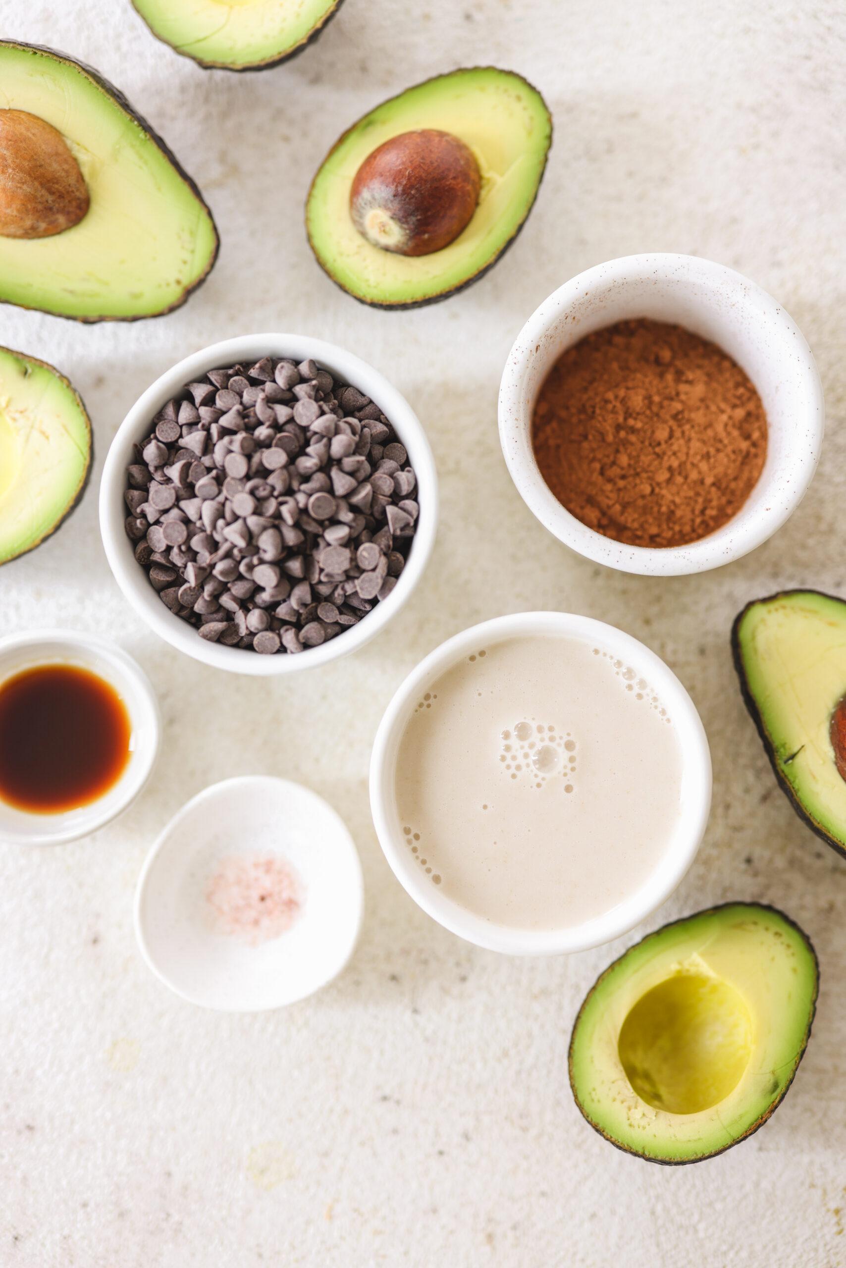 Avocado Fudgesicles Veggiekins Blog